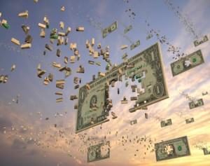 Falling American Dollar